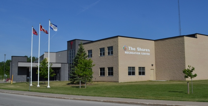 Shores Recreation Centre