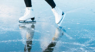 Public skating schedules